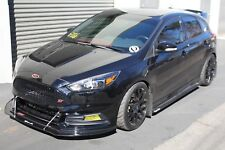 2011-2017+ Ford Focus ST Side Skirt Lip Extensions EASY INSTALL - Enforced Aero