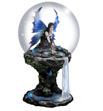 Anne Stokes Snowglobe featuring Immortal Flight