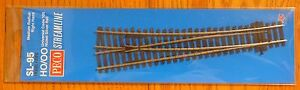 Peco #SL-95 Code 100 Medium Radius Turnout - Streamline -- Right Hand, Insulfrog