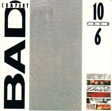 BAD COMPANY 10 from 6 1991 Atlantic/CRC club Canada A281625 Barry Diament master