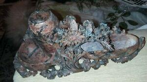 Antique Chinese Soapstone Artist's Water Brush Pot.