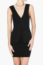 Sass and Bide CURIOSITY Fitted Dress Size M - RRP $490.00. BNWT