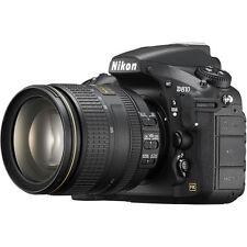 Nikon D810 DSLR Camera with 24-120mm VR (Open Box - US Warranty)