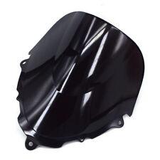 Black Windshield Windscreen Screen For Suzuki Katana GSX600F GSX750F 98-08 01 02