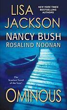 The Wyoming: Ominous 2 by Lisa Jackson, Rosalind Noonan and Nancy Bush (2017, Pa
