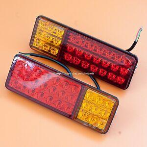 LED Tail Lights LH RH Fit Suzuki Carry Mazda Scrum DB51T DB71T DD51T DK51T DG51T