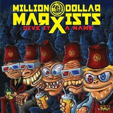 Million Dollar Marxists Give it a Name Gearhead Canadian Punk Rock CD