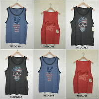 Lucky Brand,Men's  Graphic Tank .All Size.New with Tag.