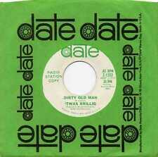 """'TWAS BRILLIG """"DIRTY OL' MAN"""" ORIG MN GARAGE 1966"""