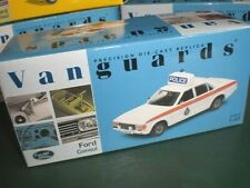 Vanguards 05504 - Ford Consul Police West Yorkshire - 1:43 Made in China