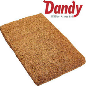 Large Luxury Traditional Door Mat Coir Melford 100 X 60 cm Hand Woven Doormat