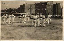 CPA carte photo FGSP Concours Internat. PARIS 1923 - Champ-de-Mars (212528)