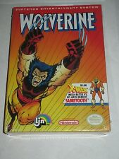 Wolverine (Nintendo NES, 1991) NEW Factory Sealed