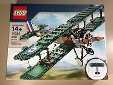 Lego 10226 Sopwith Camel Brand New Retired !!!