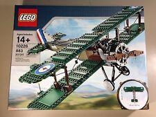 Lego 10226 Sopwith Camel Brand New Retired !!!