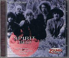 Spirit Mr. Skin (Best of) Zounds CD RAR