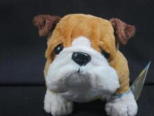 New Webkinz Bulldog Puupy Dog Sealed Secret Code Plush Stuffed Animal Toy