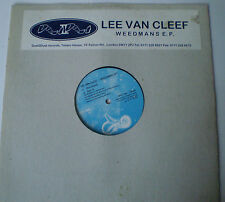 "LEE VAN CLEEF - 12"" -""WEEDMANS EP"" -1997 - UK"