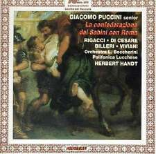 ██ OPER ║ Giacomo Puccini senior (*1712) ║ LA CONFEDERAZIONE DEI SABINI CON ROMA