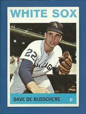 1964 Topps # 247 Dave De Busschere Chicago White Sox  EX/MT Additional ship free
