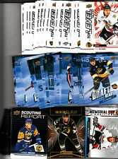 2018-19 Upper Deck CHL Hockey INSERTS-YOU PICK/CHOOSE (FINISH YOUR SET) FREE S/H