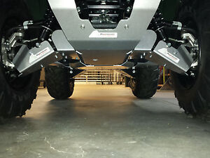 Yamaha KODIAK 700 16-20 Stick-Guards Front & Rear 6pc