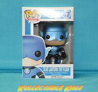 The Flash - Blue Lantern Flash Metallic + POP PROTECTOR
