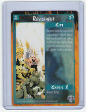 Revilement Rage White Wolf Legacy of the Tribes Rare Wyrm M/NM CCG TCG