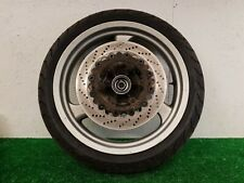 1993 BMW R1100RS FRONT WHEEL & NEW TYRE