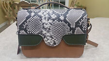 Brand New Vince Camuto Women's luggage Zora Cross-body Bag MSRP $198.00