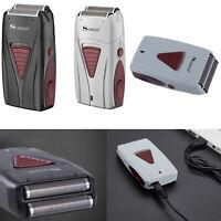 SURKER Mens Foil Shaver Dual Foil Cordless Rechargeable Electric Razor Accessory