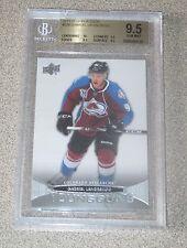 2011-12 UD YOUNG GUNS GABRIEL LANDESKOG RC BGS 9.5 NHL COLORADO