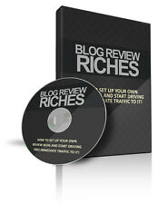 Blog Review Riches- 7 Videos on 1 CD
