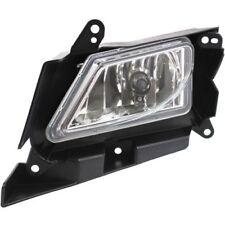 For Mazda 3 10-11, Driver Side Fog Light, Clear Lens, Plastic Lens
