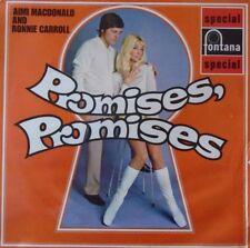 AIMI MACDONALD & RONNIE CARROLL - Promises Promises ~ VINYL LP