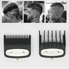 2Pcs Guide Comb Limit Combs Standard Guards Trimmer Part For Wahl Hair Clipper L