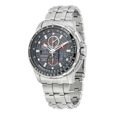 Citizen Skyhawk A-T Chronograph Perpetual Mens Watch JY8050-51E