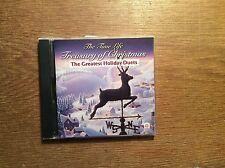 Time Life - Treasury of Christmas [CD Album] DUETS Bing Crosby Ella Fitzgerald