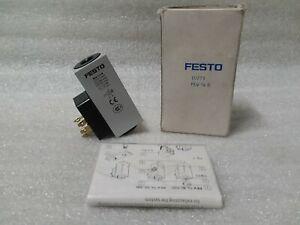 Festo 10773 PEV-1/4-B Pressure Switch