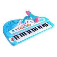 Plastik Klavier / Keyboard / Kinderpiano Spielzeug, Geschenk für Kinder ab 3