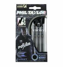 Target Phil Taylor 8 Zero Black Titanium Softdart 17g, 18g, 19g und 20g  NEU&OVP