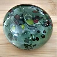 Fantastic Studio Art Glass Hand Blown Paperweight