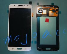 USA LCD Digitizer Touch Screen for Samsung Galaxy J7 SM-J700T WHITE Display OLED