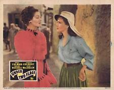 UNDER TWO FLAGS - R43- Original 11x14  Lobby Card - CLAUDETTE COLBERT, R.RUSSELL
