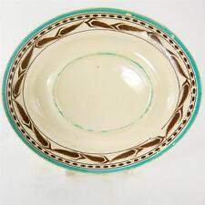 C1800 Antico CREAMWARE Pottery Ceramica Supporto per Teiera o salsa zuppiera