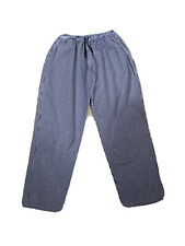 Russums Chef Trousers Size Large