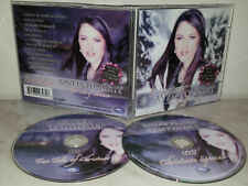 CD + DVD ERICA LANE - SAVED TONIGHT - TRUE TALES OF CHRISTMAS