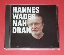 Hannes Wader - Na dran -- CD / Liedermacher
