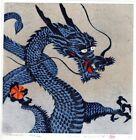 Tornade HAJIME NAMIKI Japanese Original Woodblock Print Art 2005 Signed Japan