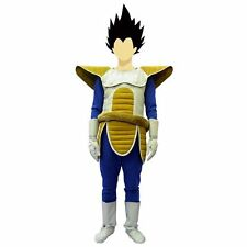 New Official Dragon Ball Kai Z Vegeta Costume set Japan Size Free Cosplay Saiyan